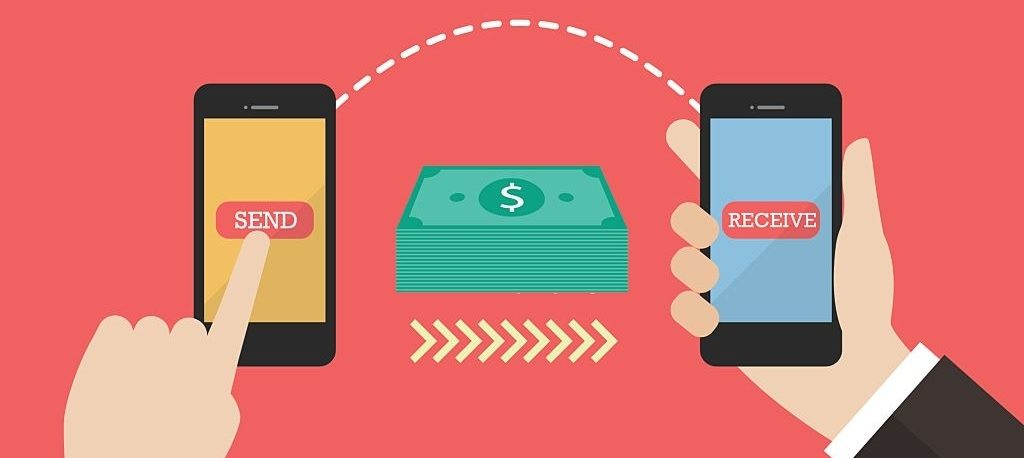 Sending or Transferring Money The Modern Way.