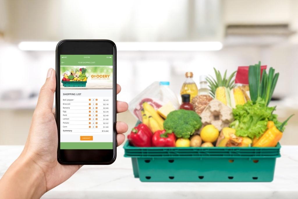 Order Groceries Online.